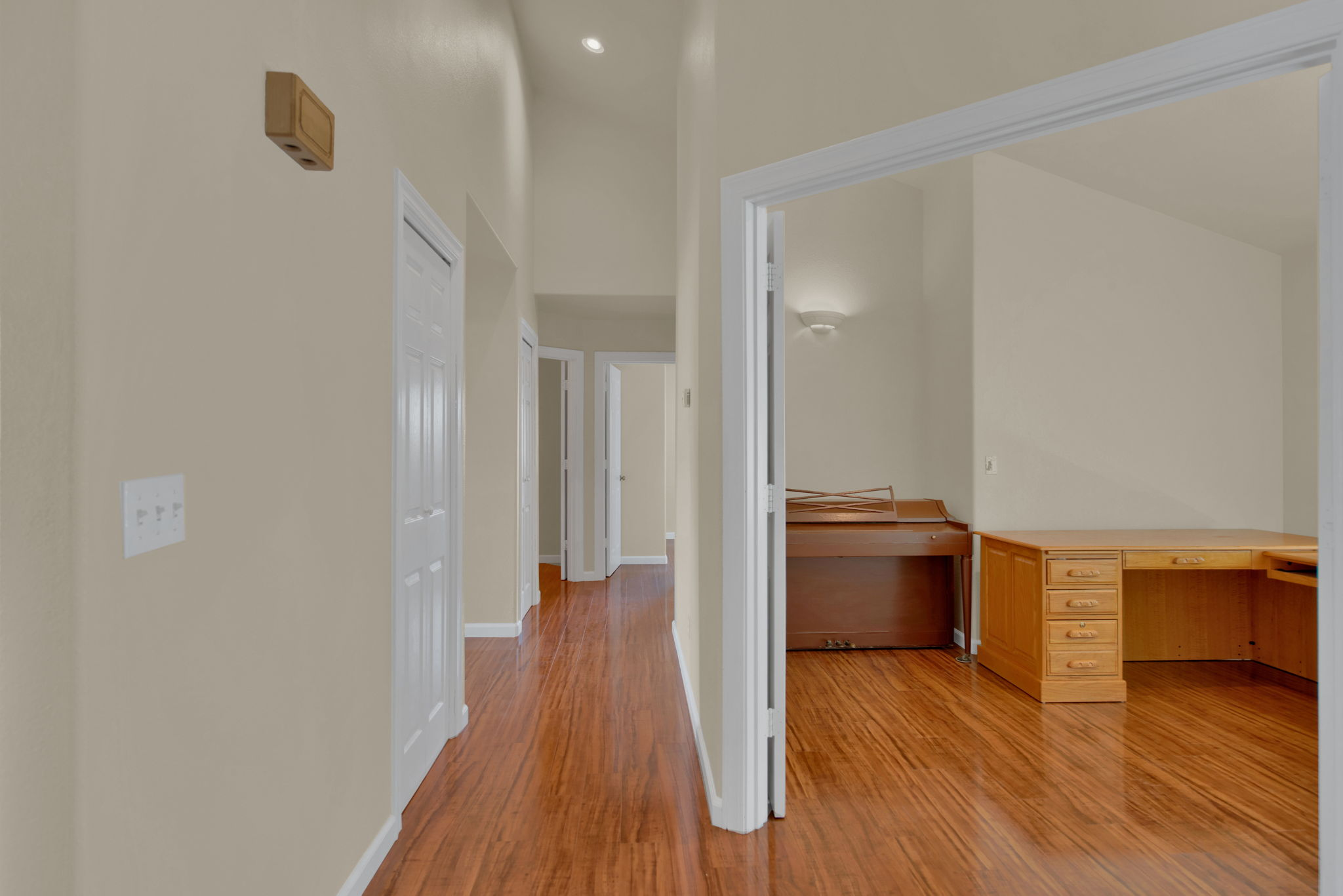 Grand Entry to Bedrooms