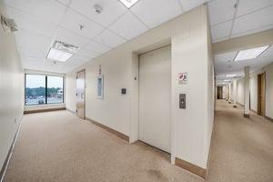 2nd floor common hallway