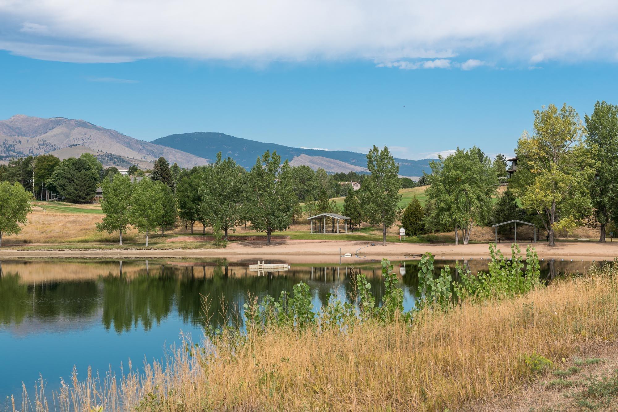 Private Swimming / Recreation Lake