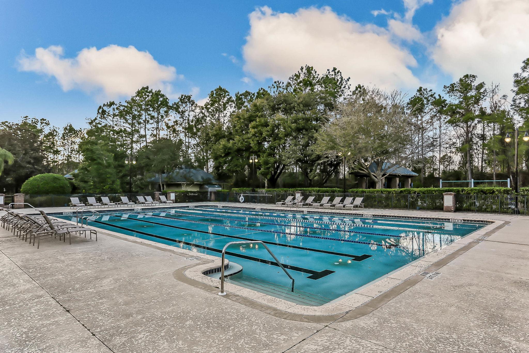 Jr.Olympic Pool