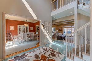 Foyer/Dining/Living Room