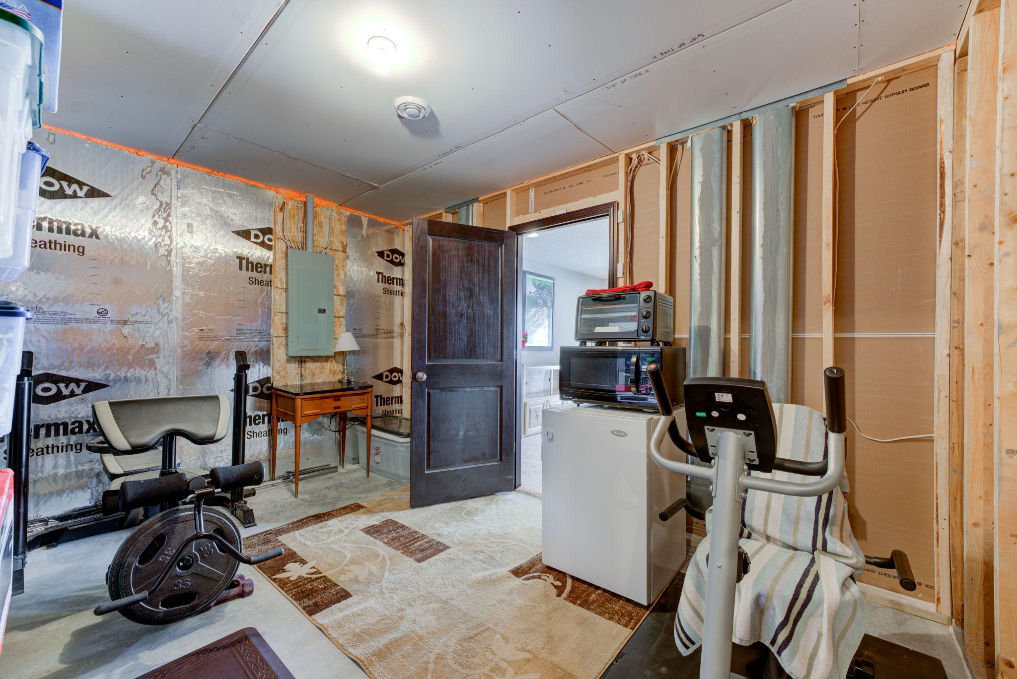 Exercise/Storage Room