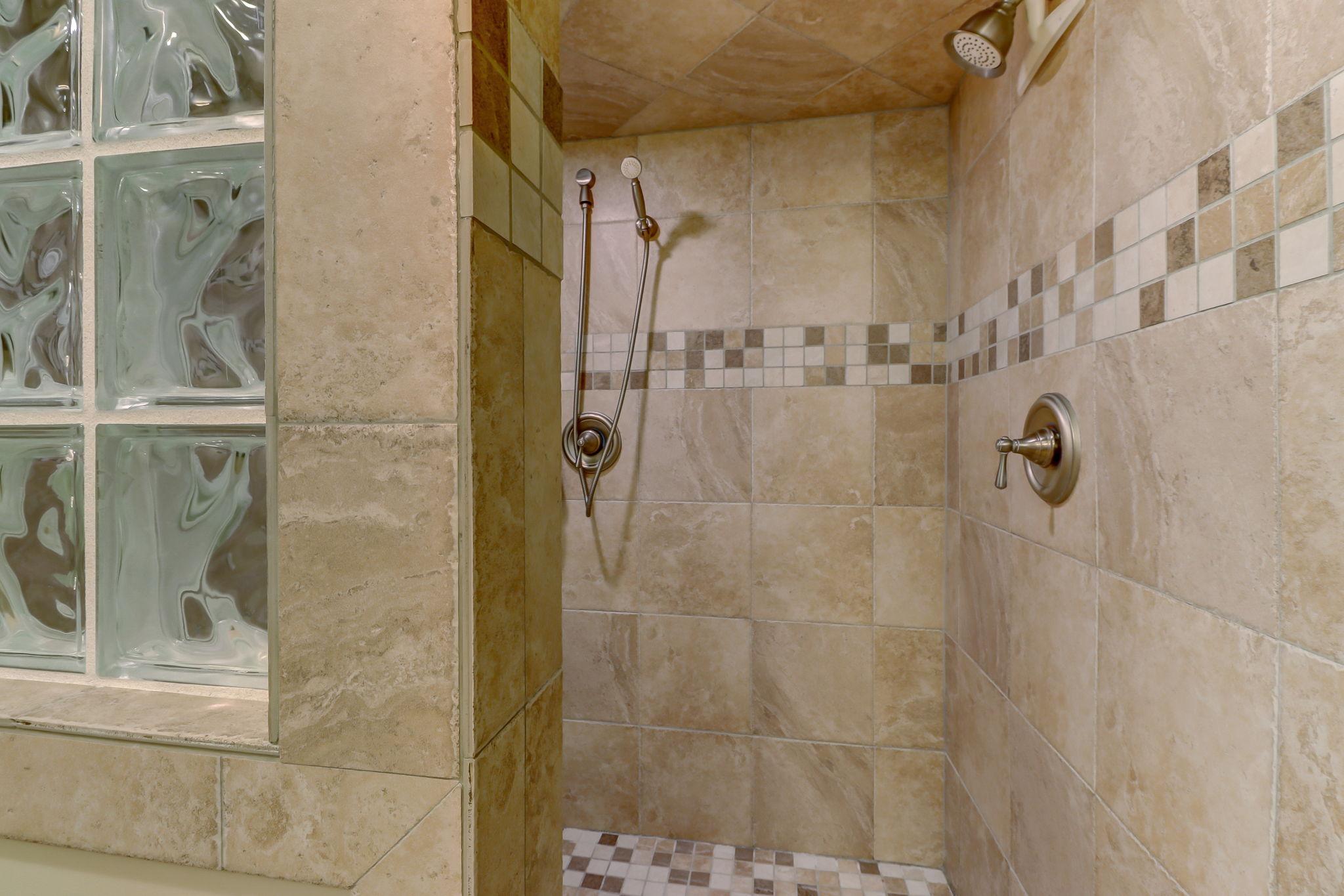 Bathroom 5 (2nd Master Bath)